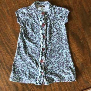 Matilda Jane Junebug Lap Dress size 4